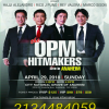 The OPM Hitmakers at City National Grove Anaheim April 29, 2018