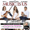Music Is Us Aiza Seguerra, Morissette Amon, Joey G, Saban Theater, Beverly Hills, California Amor Yu Productions, Ticket Online Buy Tickets, October 21, 2018