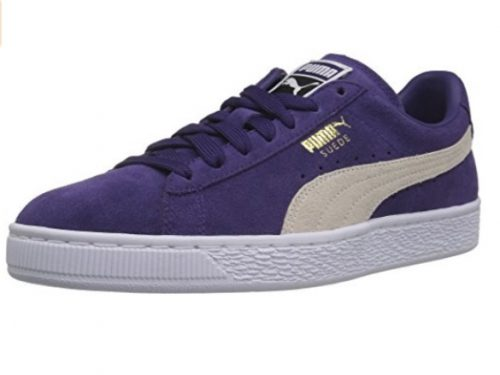 the best attitude 178de 31ad0 Lavander/Purple PUMA Men's Suede Classic + Fashion Sneaker ...